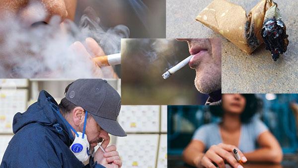 COVID 19, Coronavirus et tabac : et si vous arrêtiez enfin de fumer ?